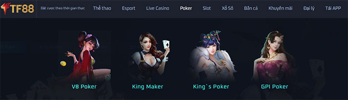 Poker TF88
